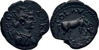 Bronze 200-300 Troas Alexandria Pseudo-aut...