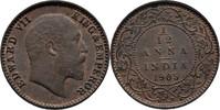 1/12 Anna 1905 British India Edward VII., ...