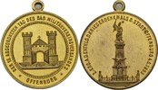 Bronzemedaille 1893 Baden Offenburg  kl. K...