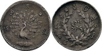 1 Mu 1852 Burma Pagan, 1846-53 fast sehr s...
