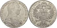 Taler 1780 1817-1833 Italien Levante Vened...