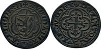 Jeton Rechenpfennig 1350-1450 Frankreich B...