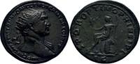 Dupondius 107 RÖMISCHE KAISERZEIT Trajan, ...