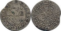 3 Kreuzer 1630 Wallenstein Schlesien Sagan...