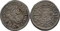 Kreuzer 1691 RDR Steiermark Graz Leopold I...