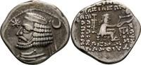 Drachme 57-38 Persien Arsakiden Ekbatana O...