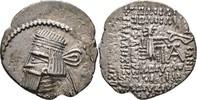 Drachme 57-38 Persien Arsakiden Ekbatana A...