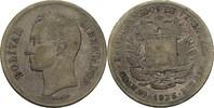 2 Bolivares 1935 Venezuela  ss-