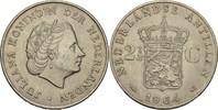 2 1/2 Gulden 1964 Niederl. Antillen Julian...