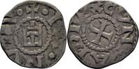 Denaro 1139-1339 Italien Genua  ss