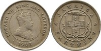 1 Farthing 1902 Jamaika Edward VII., 1901-...
