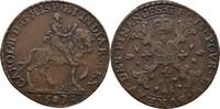 Rechenpfennig Jeton 1672 Belgien Brabant A...