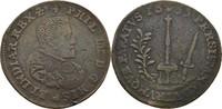Rechenpfennig Jeton 1655 Belgien Brabant B...