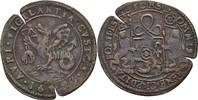 Rechenpfennig Jeton 1683 Belgien Brabant B...