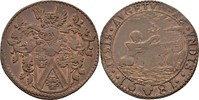 Rechenpfennig Jeton 1681 Belgien Brabant B...