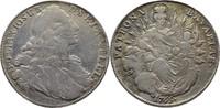 Taler Madonna 1765 Bayern München Maximili...