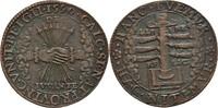 Rechenpfennig Jeton 1590 Niederlande Dordr...