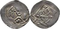 Pfennig 1202-1256 Kärnten St. Veit Bernhar...