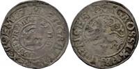 Prager Groschen 1526-1547 RDR Böhmen Kutte...