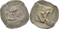 Pfennig 1329-1336 Bistum Speyer Walram von...