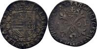 5 Patards o.J. 1598-1621 Belgien Brabant A...