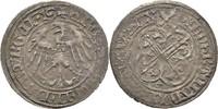 Groschen 1458-1511 Quedlinburg, Abtei Hedw...