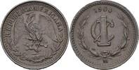 1 Centavo 1904 M Mexiko  vz+