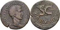 As 7-6 RÖMISCHE KAISERZEIT Augustus, 31 v....
