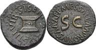 Quadrans 5-4 RÖMISCHE KAISERZEIT Augustus ...