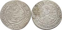 3 Kreuzer 1674 Schlesien Liegnitz Brieg Ge...