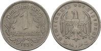 1 Reichsmark 1935 J Drittes Reich  fvz kl....