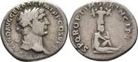 Denar 103-111 RÖMISCHE KAISERZEIT Trajan, ...