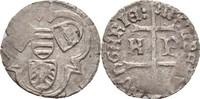 Denar o.J. 1439-1440 Ungarn Kremnitz Albre...