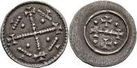 Denar 1141-1162 Ungarn Geza II., 1141-1162 vz
