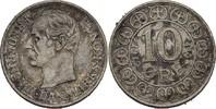 10 Öre 1912 VBP Dänemark Frederik VIII., 1...