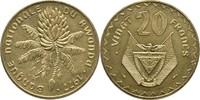 20 Francs 1977 Ruanda Essay - Probe Banane...