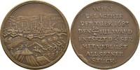 Bronzemedaille 1683 RDR Habsburg Austria W...