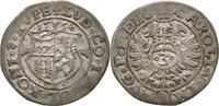 3 Kreuzer 1554 Augsburg Stolberg Ludwig II...