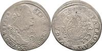 XV Kreuzer 1662 RDR Ungarn Habsburg Kremni...