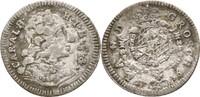 3 Kreuzer 1736 Bayern München Karl Albrech...