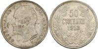 50 Stotinki 1913 Bulgarien Ferdinand I., 1...