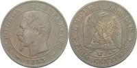 5 Centimes 1853 W Frankreich Napoleon III....