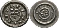 Denar 1131-1141 Ungarn Béla II., 1131-1141 vz
