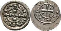 Denar 1095-1116 Ungarn Kolomann 1095-1116 vz