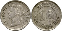 10 Cents 1886 Mauritius Victoria, 1837-1901 ss  15,00 EUR  +  3,00 EUR shipping