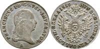 3 Kreuzer 1819 Austria Habsburg Wien Franz II./I., 1792-1835 ss  35,00 EUR  +  3,00 EUR shipping