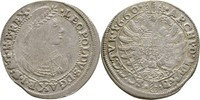 XV Kreuzer 1660 RDR Austria Habsburg Wien ...