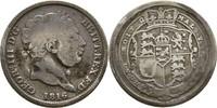 Shilling 1816 Großbritannien George III., 1760-1820 f.ss  38,00 EUR  +  3,00 EUR shipping
