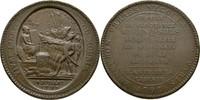 5 Sol Monneron 1792 Frankreich Paris  ss
