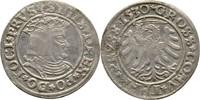 Groschen 1530 Westpreussen Polen Sigismund I., 1506-1547 ss  35,00 EUR  +  3,00 EUR shipping